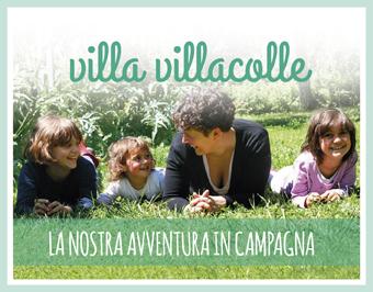 Villa Villacolle: la nostra avventura in campagna