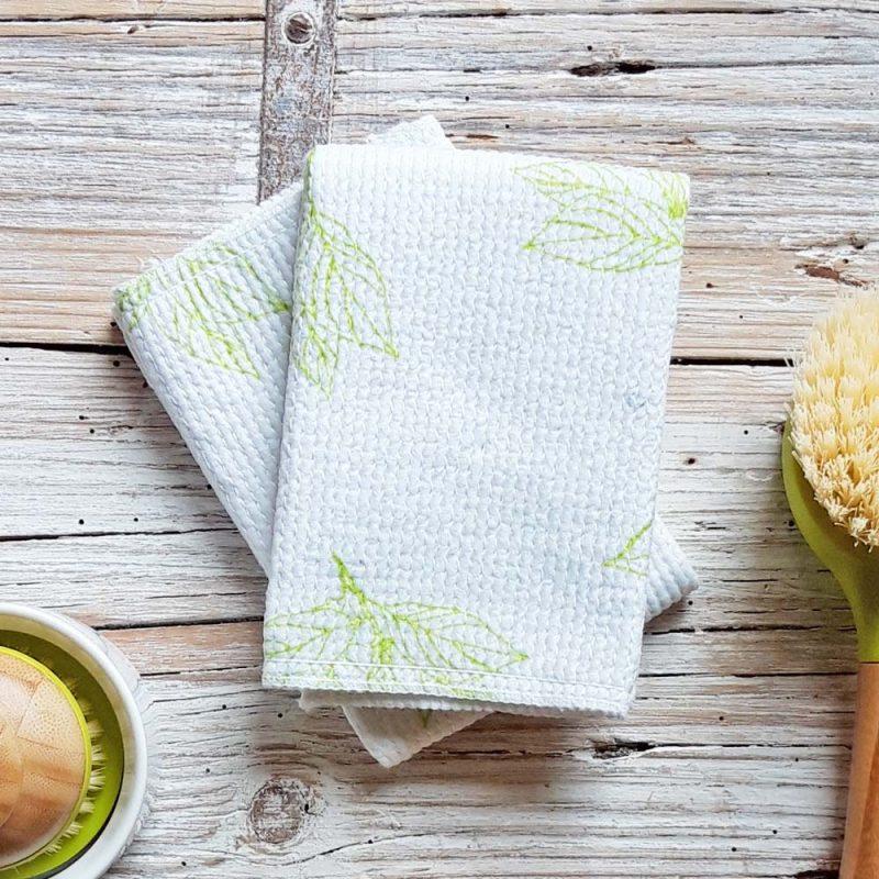 Panno asciugatutto in tessuto
