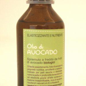 Olio di avocado BIO (100ml)