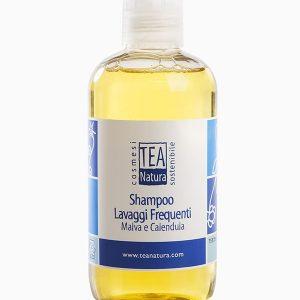Shampoo lavaggi frequenti Malva e Calendula (200ml)