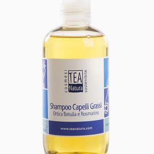 Shampoo capelli grassi Betulla Ortica e Rosmarino (200ml)