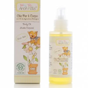 Olio per il corpo BIO Baby Anthyllis (125ml)