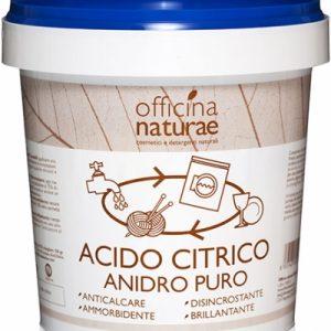 Acido citrico anidro puro (750gr)