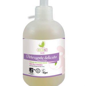 Detergente delicato viso e corpo (300ml)