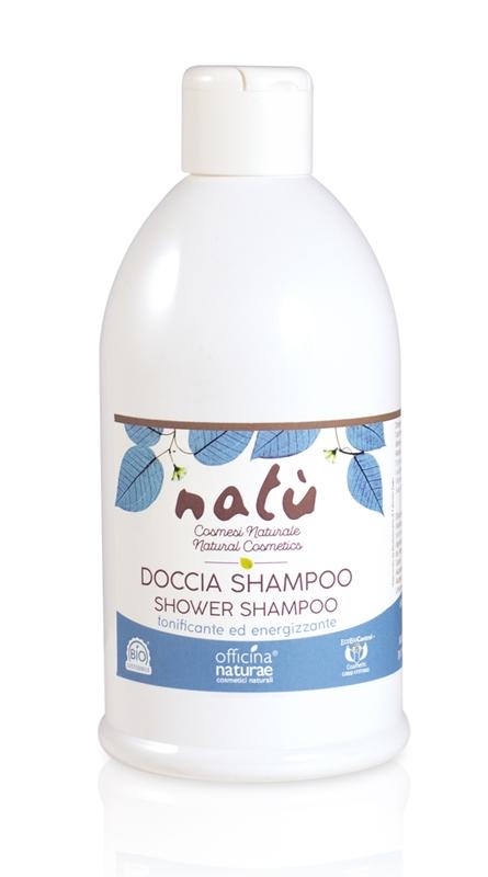 Doccia shampoo NUOVA FORMULA (1lt)