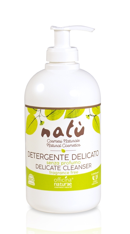 Detergente delicato senza profumo (500ml)