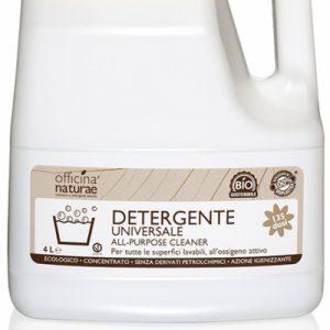 Detergente universale per tutte le superfici lavabili Tanica in bioplastica (4lt)