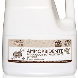 Ammorbidente neutralizzante Tanica in bioplastica (4lt)