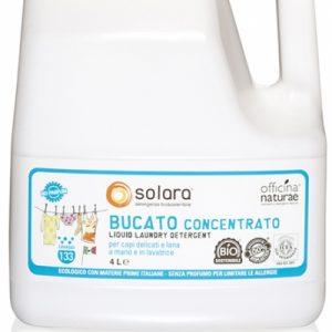 Bucato liquido a mano e lavatrice superconcentrato km0 (4l)