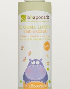 Baby Crema lenitiva viso e corpo (150ml)