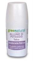 Deodorante ROLL ON allume di potassio Talco (75ml)