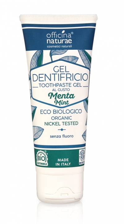 Dentifricio naturale menta (75ml)