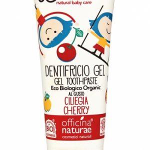 Dentifricio naturale per bambini ciliegia (75ml)