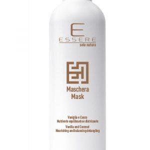 Maschera idratante e districante vaniglia e cocco (250ml)