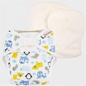Pannolino Lavabile One Size Diaper Snowland