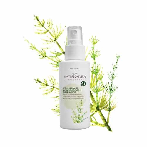 Spray lucidante anticrespo con equiseto (100ml)