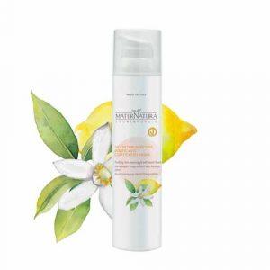 Gel detergente viso purificante con fiori di limone (100ml)
