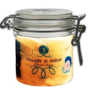 Burro alla Polvere di perla - Gocce di acqua (200ml)