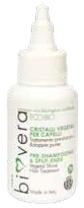 Cristalli vegetali pre shampoo lisciante lucidante e doppie punte (50ml)