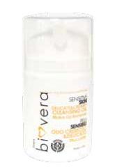 Olio cremoso  struccante per pelli sensibili (50ml)