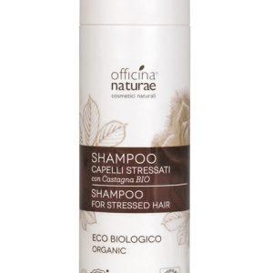 Innovattivi Shampoo Capelli Stressati con Castagna biologica (200ml)