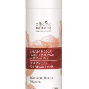 Innovattivi Shampoo Capelli Delicati con Mallo di Noce (200ml)