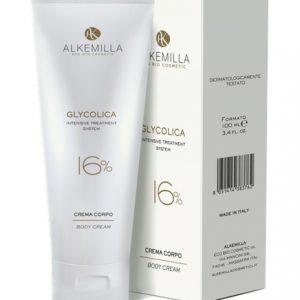 Glycolica crema corpo 16%  (100ml)
