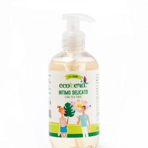 Ecovera care Detergente intimo delicato al tea tree (250ml)