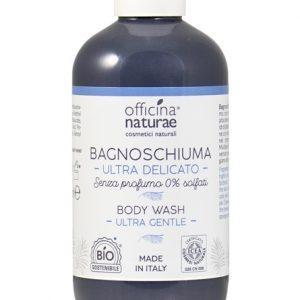 Bagnoschiuma ultra delicato senza profumo (250ml)