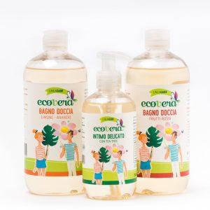 Ecovera care kit detergenza persona (3pz)