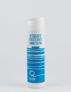 Detergente purificante limone e tea tree (250ml)