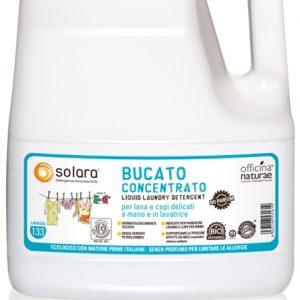 Bucato liquido senza profumo tanica (4lt)