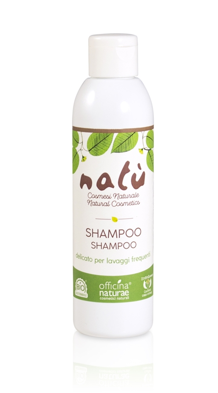 Shampoo delicato per lavaggi frequenti (200ml)