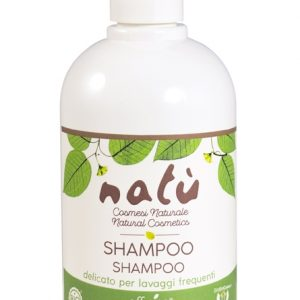Shampoo delicato per lavaggi frequenti (500ml)