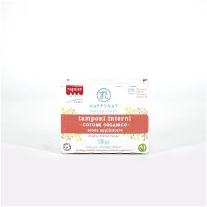 Tamponi regular senza applicatore (18pz)