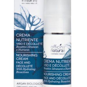 Crema nutriente viso e decollete (30ml)