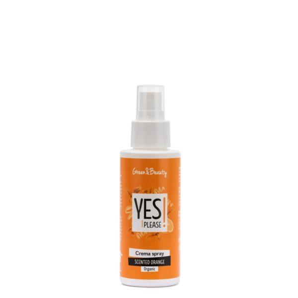 Crema spray rigenerante Scented Orange (100 ml)