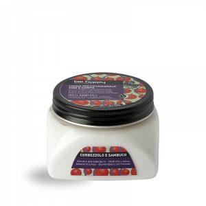 Crema multifunzionale viso e corpo Corbezzolo e sambuco (200ml)