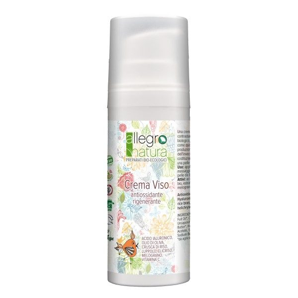 Crema viso antiossidante (50ml)