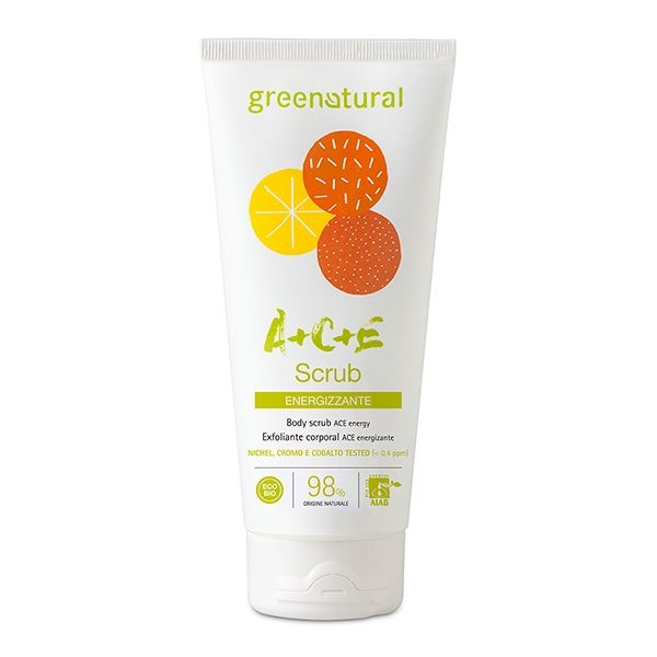 Scrub corpo Multivitamine ACE (200ml)