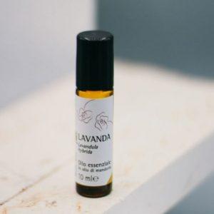 Roll on Lavanda e Rescue Remedy (10ml)