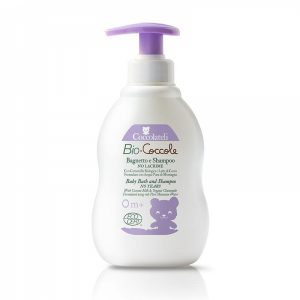 Bagnetto e shampoo  NO LACRIME (250ml)