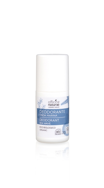 Deodorante roll on Onda marina (50ml)