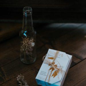 Bagnodoccia solido ultradelicato per pelli sensibili - Piccoli semi