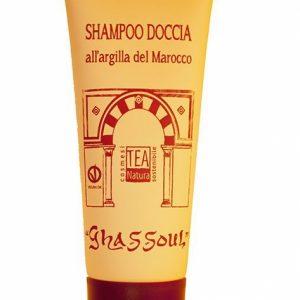 Shampoo doccia argilla Ghassoul (250ml)
