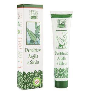 Dentifricio Argilla e Salvia (75ml)