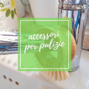 accessori per pulizie